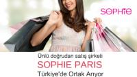 Sophie Paris Ortak Arıyor