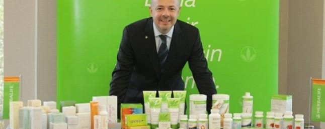 Herbalife Asya'da Türkiye'ye Bağlandı
