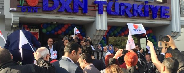 DXN Türkiye Açıldı