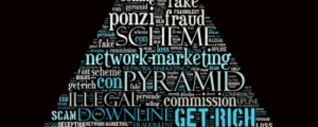 Son Dönem Network Marketing ve Ponzi Oluşumlar
